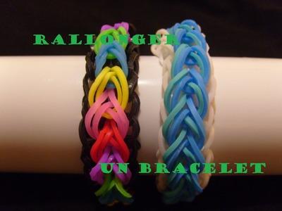 Rainbow loom bands Comment rallonger un bracelet elastique (tuto francais)