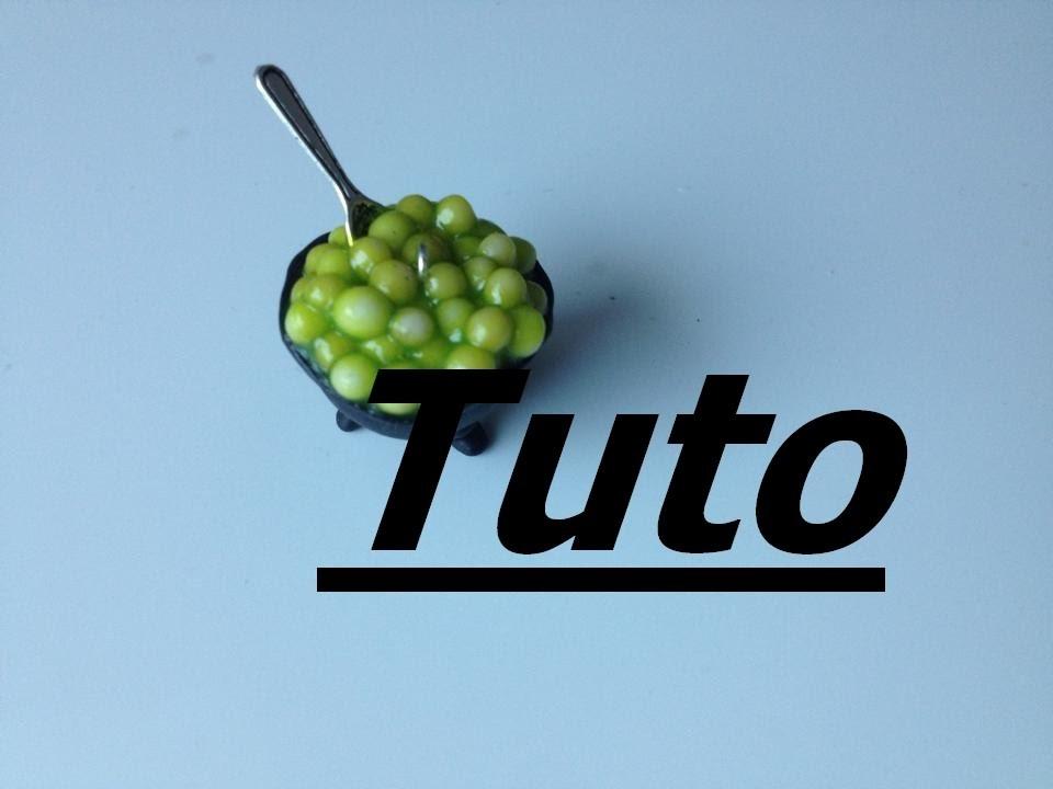 Tuto - Chaudron d'Halloween