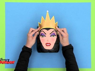 Art Attack - Le panier d'Halloween - Disney Junior - VF
