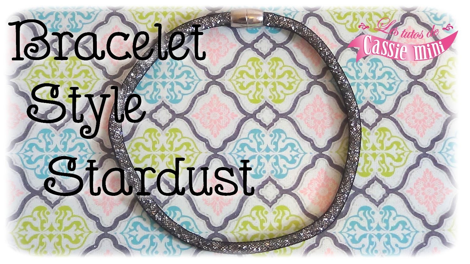 { DIY } Collier style Starduct