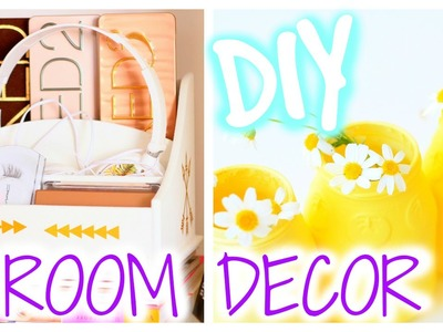 DIY français : Room Decor. Deco Chambre Tumblr.