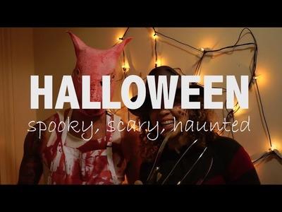 Halloween ! DIY Costume Silent Hill et fête costumée