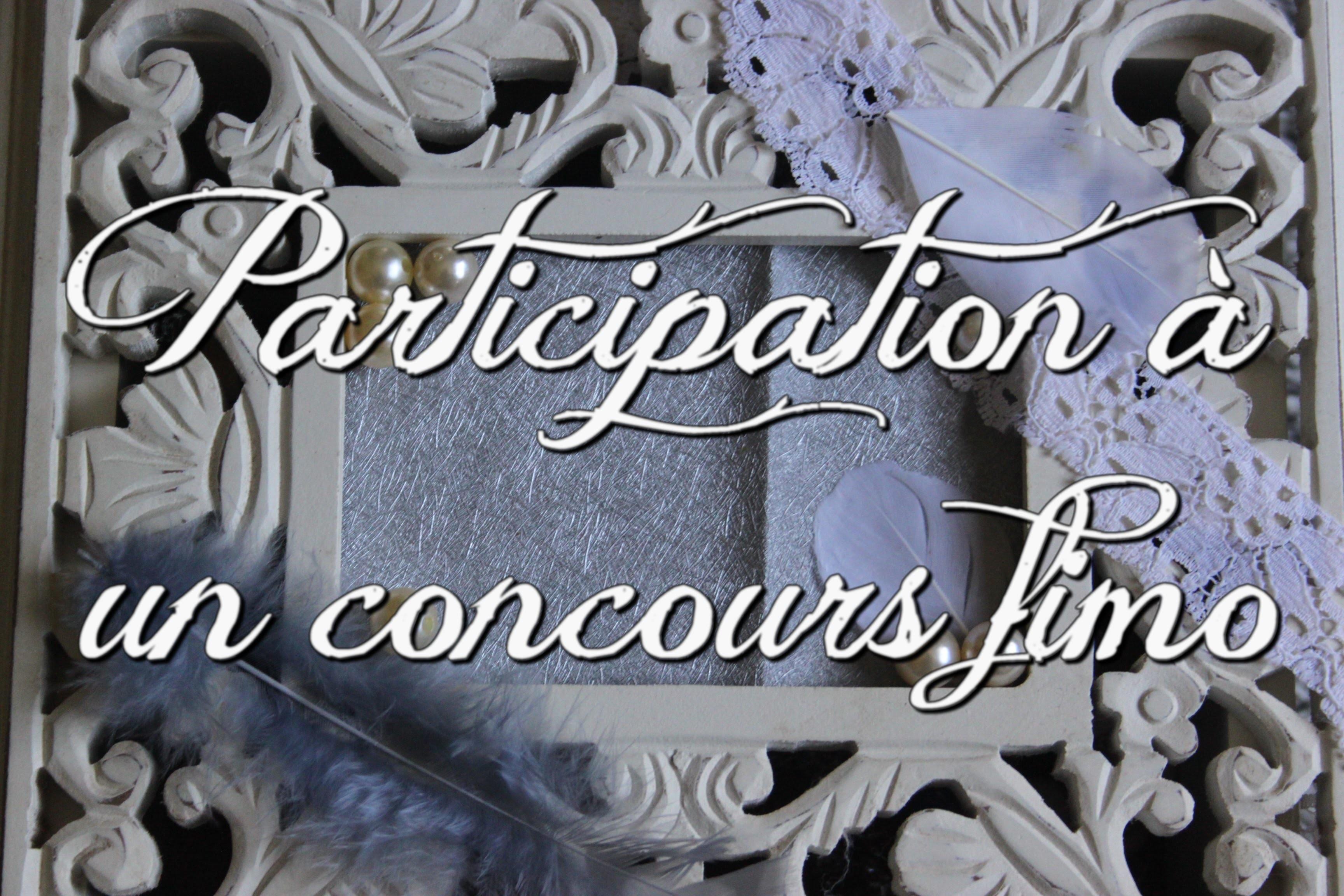 [♥ Participation concours Fimo ♥]  ✿ L'art D.I.Y ✿