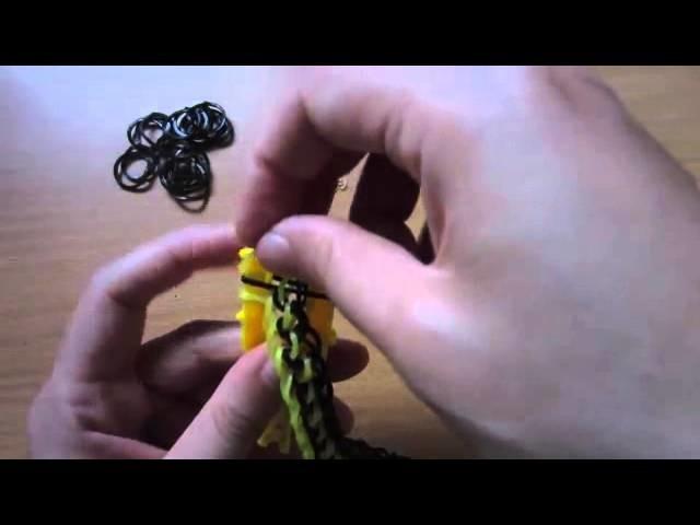Comment faire un rainbow loom Bracelet Avec Mini truc