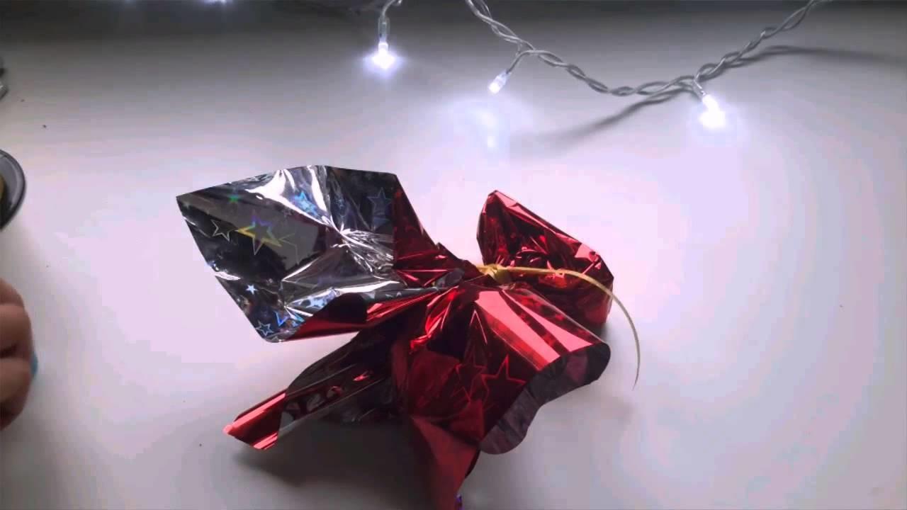 DIY: Guirlande de Noël #christmas 1 ❄