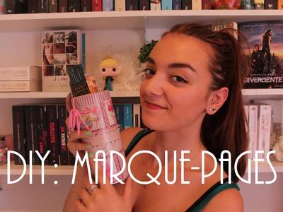 DIY | Marque-pages