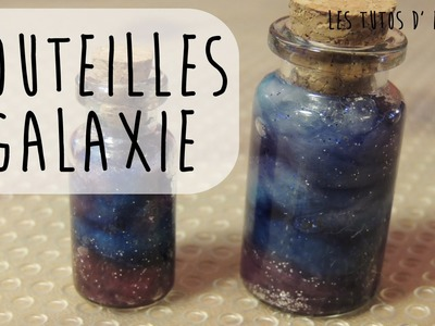 DIY Mini fioles galaxie, Galaxy Bottle