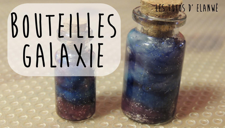 DIY Mini fioles galaxie, Galaxy Bottle