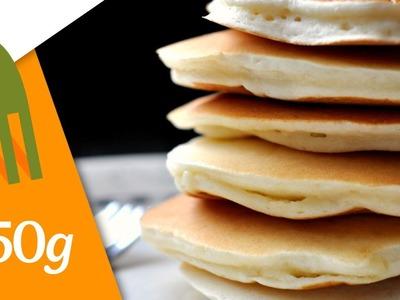 Recettes des Vrais Pancakes Américains - 750 Grammes