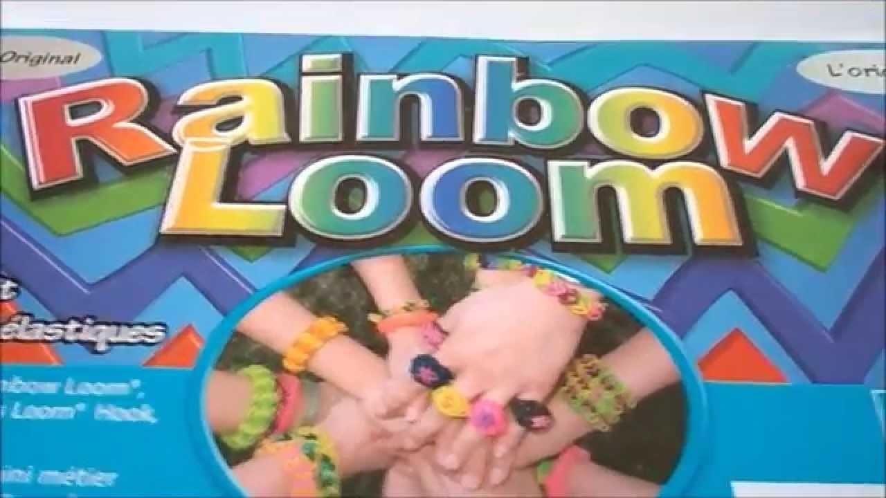 Revue: kit rainbow loom ( officiel )