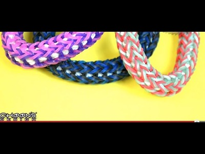 Tutoriel Monster Tail de Rainbow Loom : Kay Jage Bracelet