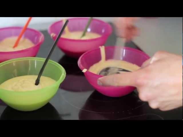 Rainbow cake par ChristopheAMAV, Yummy-Yo et Slanelle