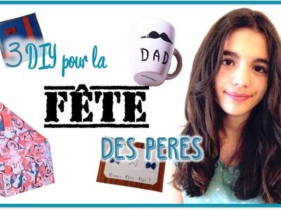 ♠ 3 DIY pour la fête des pères ♠