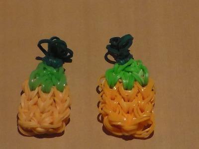 Ananas rainbow loom