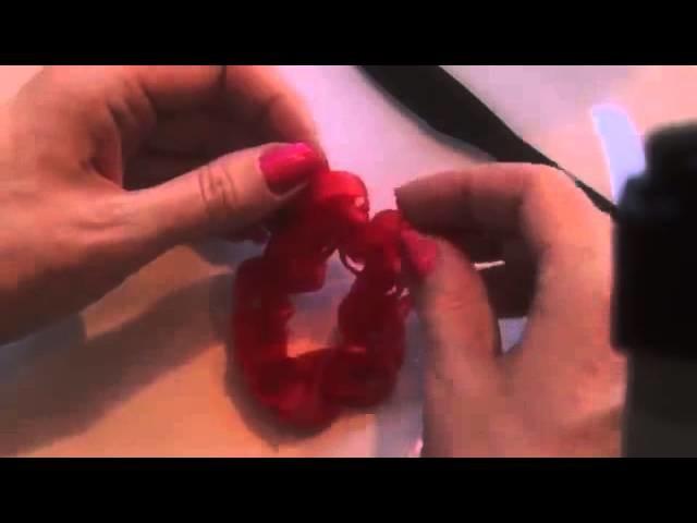 Comment faire Rainbow loom CUPCAKES et bracelets ALIMENTAIRES