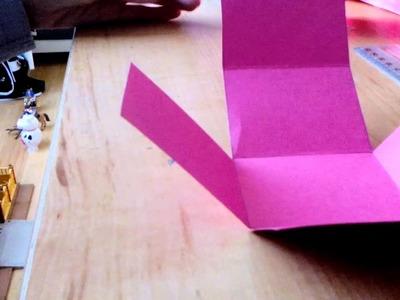 [DIY 2] faire une boîte en carton (facile) :-)
