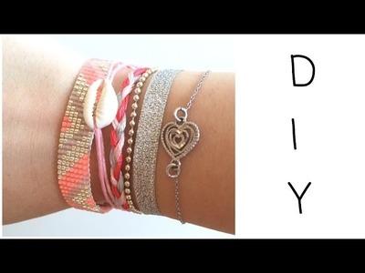 [DIY] Bracelet en perles tissé