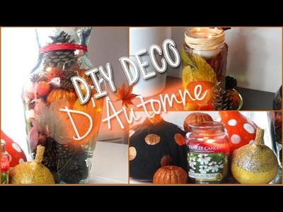 DIY DECO D'Automne⎪Fall Decor