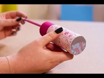 DIY : Fusée à confettis