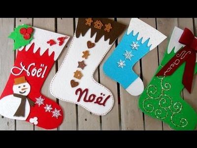 FEUTRINE : décorations de Noël