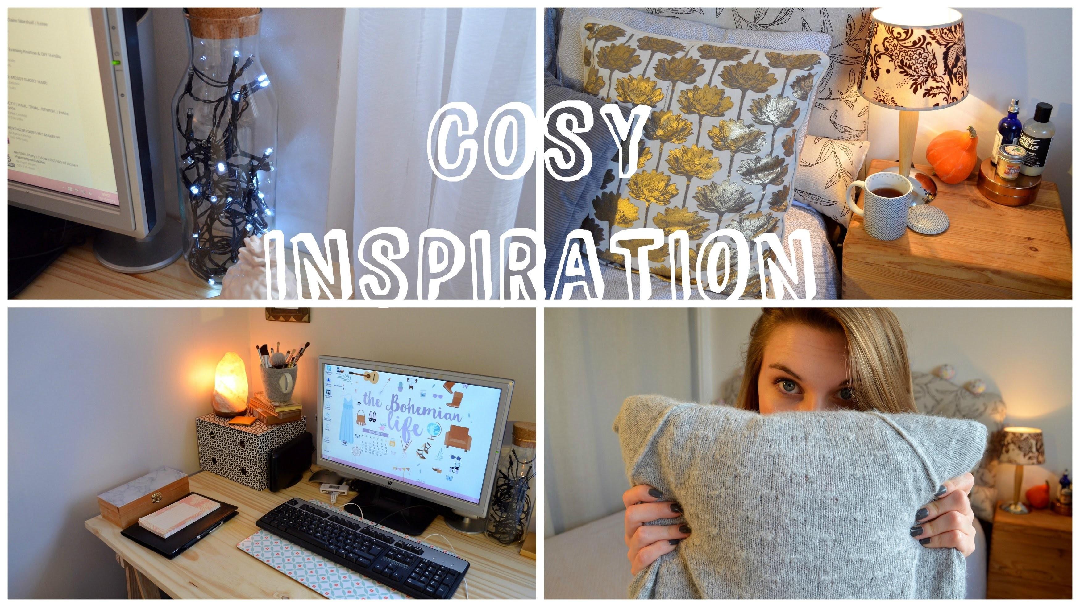 ROOM DECOR : DIY & Inspiration Cosy