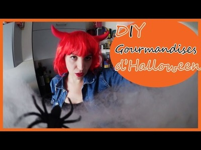DIY - GOURMANDISES D'HALLOWEEN