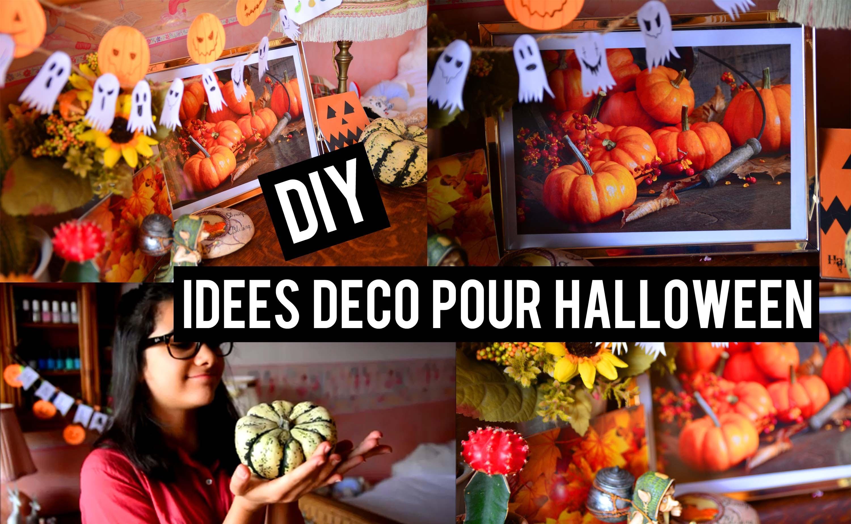 DIY - Idées déco pour Halloween