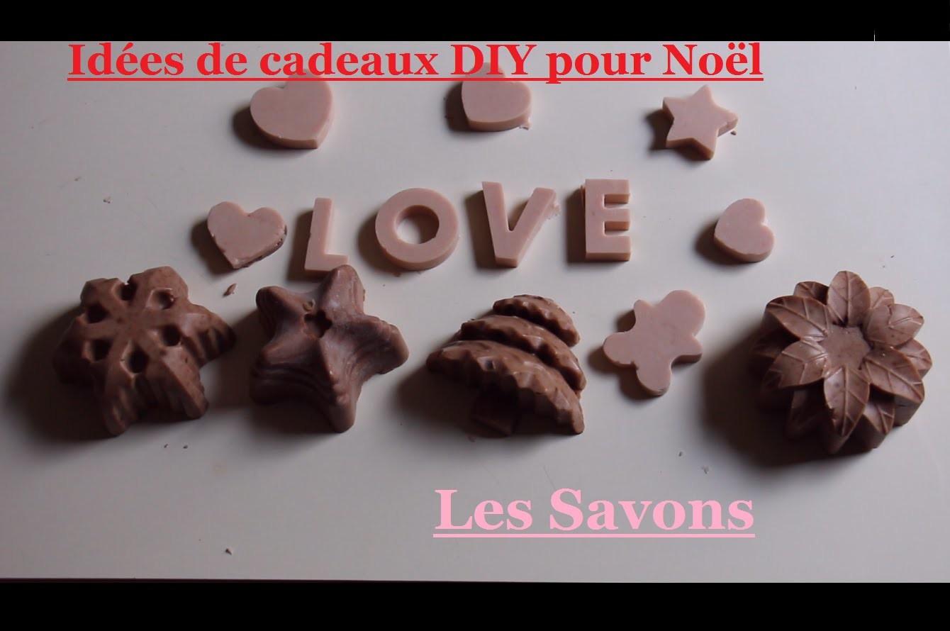 # Idée Cadeau : Les Savons || Easy DIY