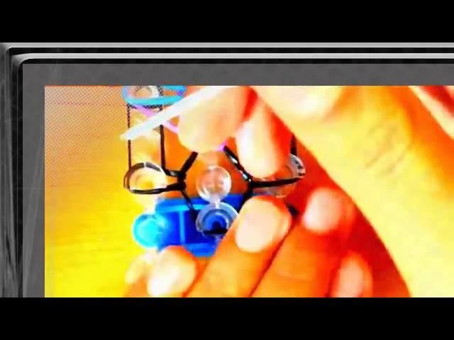 Rainbow Loom Double Chain Bracelet