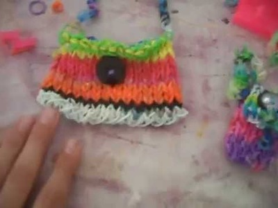 Rainbow loom en (francais)  la base