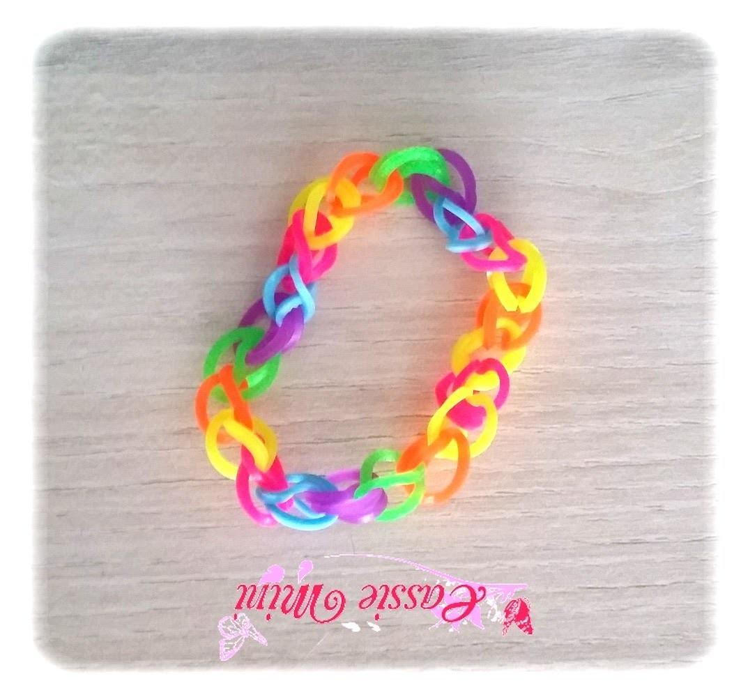 [ TUTO ] bracelet elastique sans planche