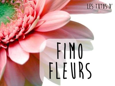 Tutoriel pâte Fimo 2 : Créer des fleurs