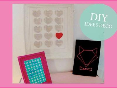 ✿ DIY : Idées déco ✿