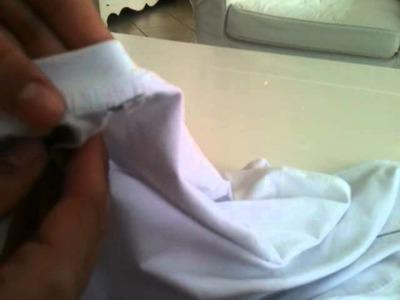Recoudre un trou dans vos vêtements - Astuce Couture vêtement: Apprendre à coudre