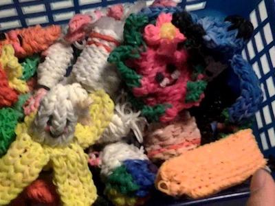 Changements dans mon Rangement Rainbow Loom