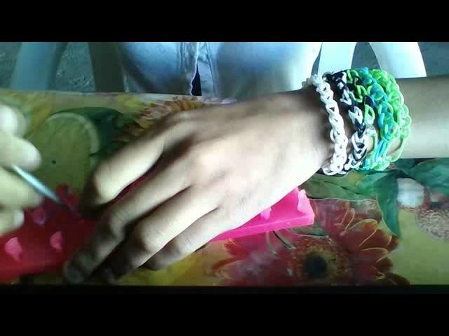 Comment faire les bracelets élastiques simples