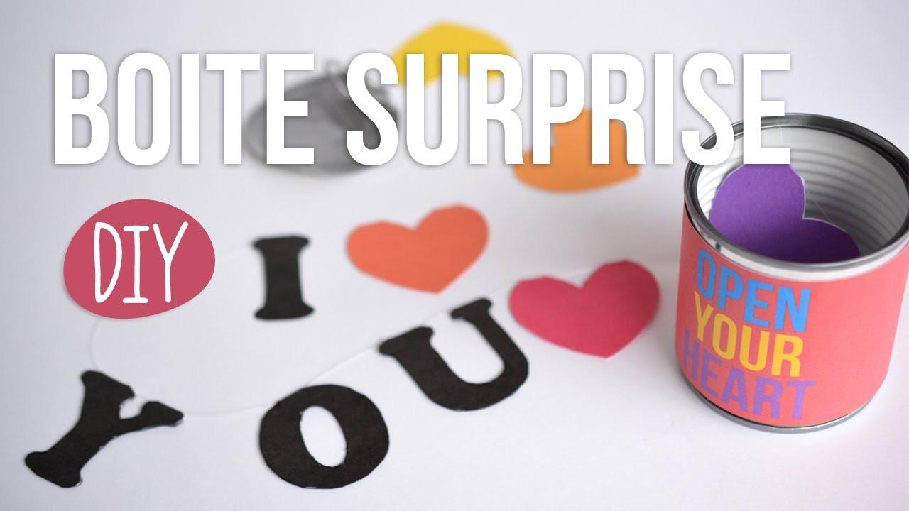 ♥ DIY - Cadeau pour la Saint Valentin ♥
