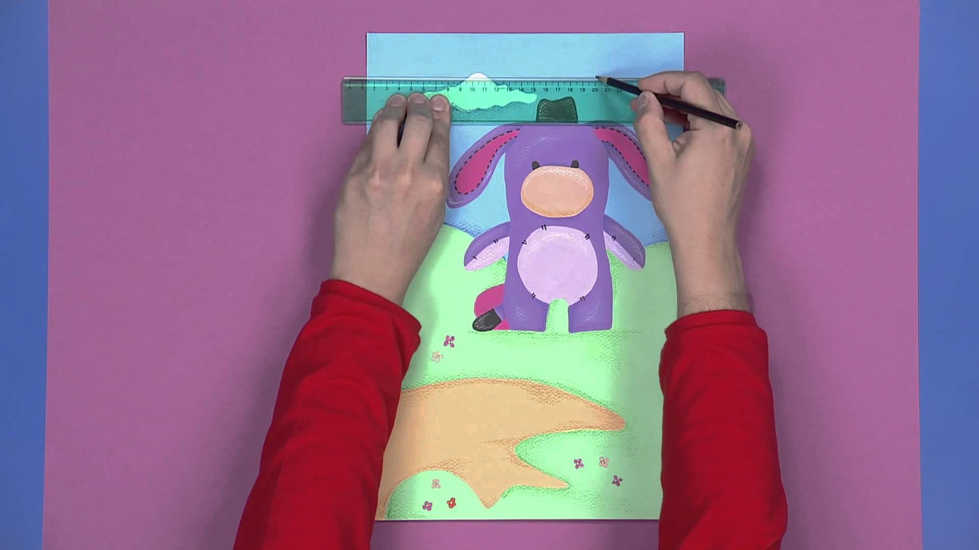 Disney Junior - Art Attack : Carte animée  - En Français