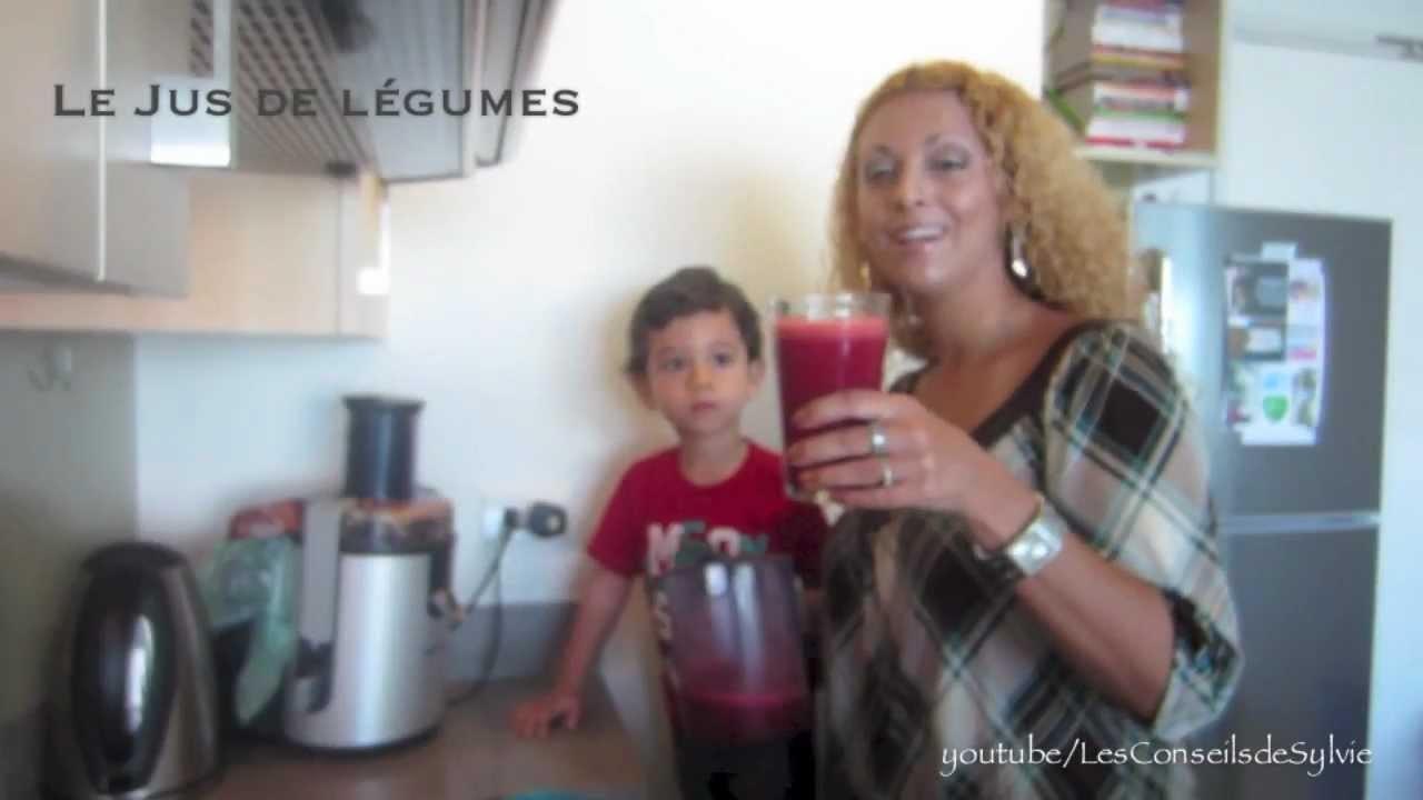 Ep 13 - Comment faire un jus de légumes en 5 minutes ? - 2ème partie [Rééquilibrage - Régime]