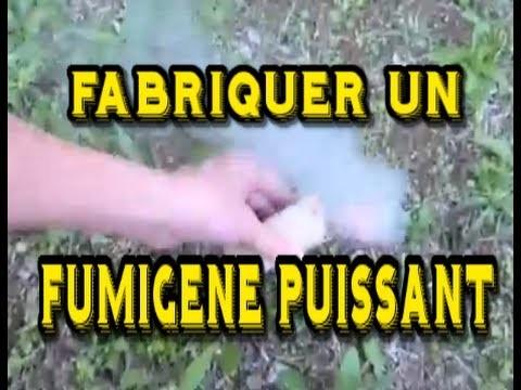 [TUTO] Fabriquer un fumigène puissant - Trucs et Astuces
