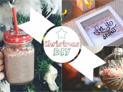 ☆ Christmas DIY | Touchedeliberté