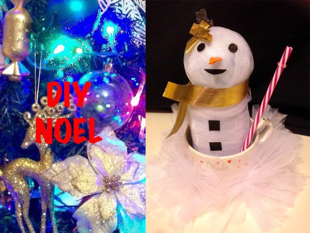 ♡DIY Cadeau de Noël - Christmas DIY♡