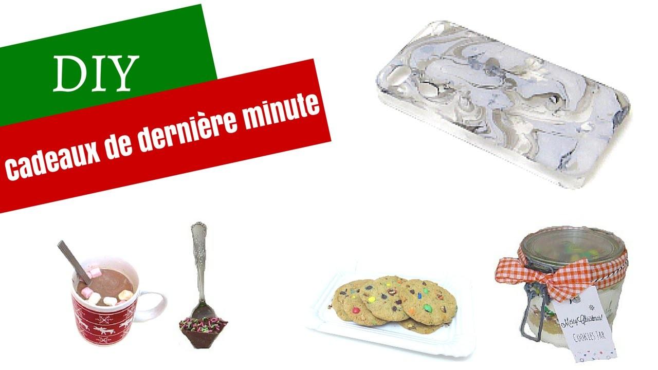 DIY Christmas GIFTS II Cadeaux de dernière minute