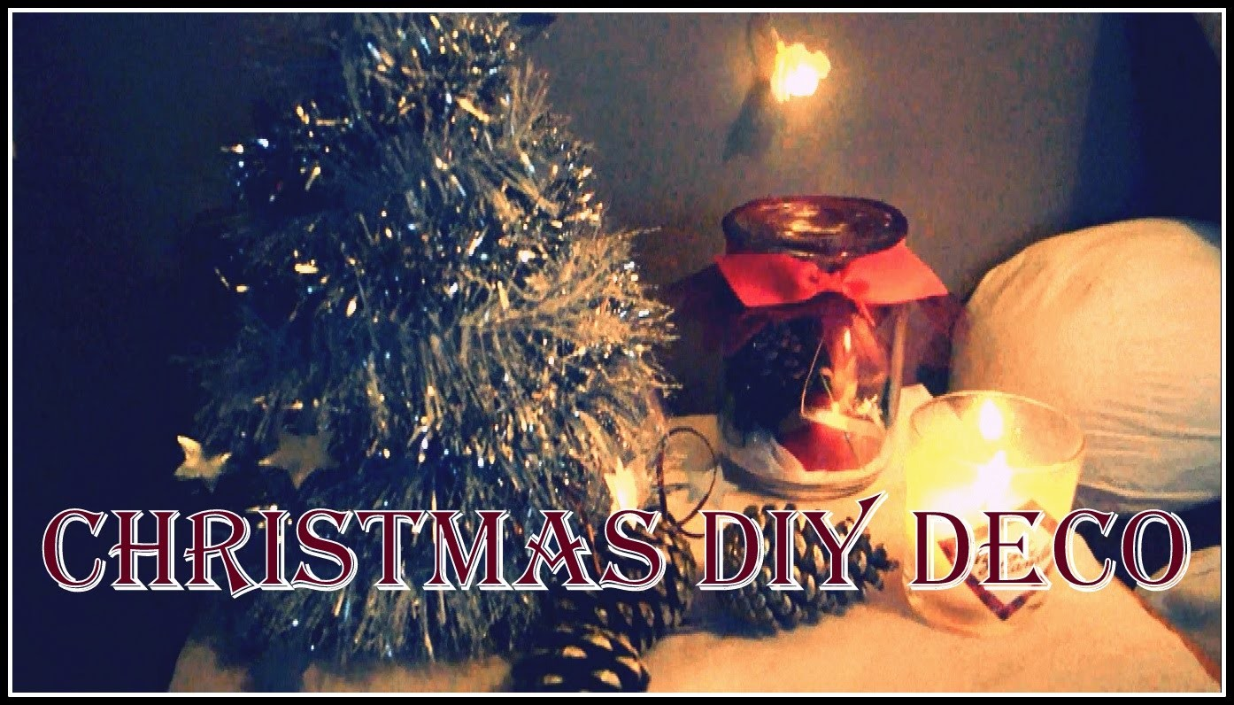 DIY n°6 : 4 Christmas DIY deco