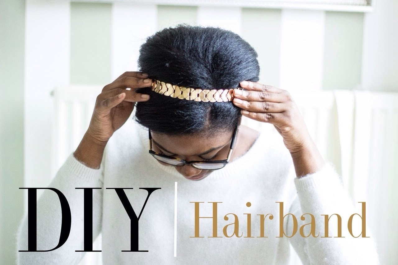 DIY | THE HEADBAND
