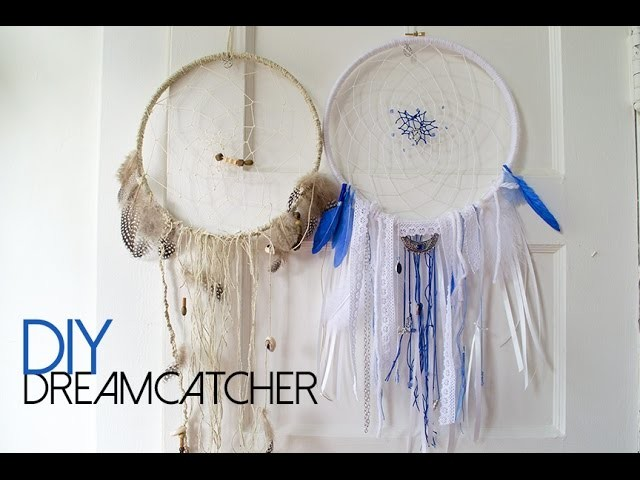DIY Dreamcatcher [Attrape rêves]