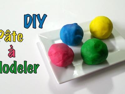 DIY Fabriquer de la pâte à modeler maison