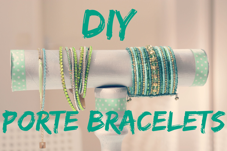 [DIY n°2 ] Porte Bracelets