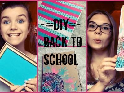 DIY | Retour à l'école