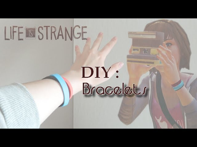 Tutorial Max Caulfield, Cosplay | Bracelets (Life is Strange) | KayceeDahlia